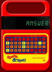 9stein - Speak and Spell
