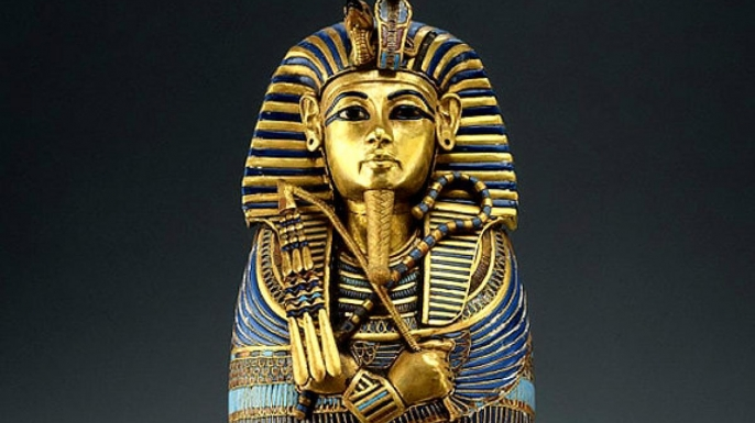 nine stein king tut